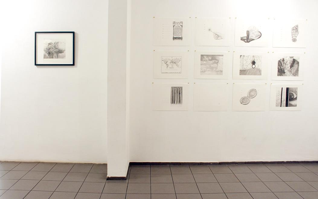 Exhibition view - Givon Art Gallery 2019, Maya Attoun