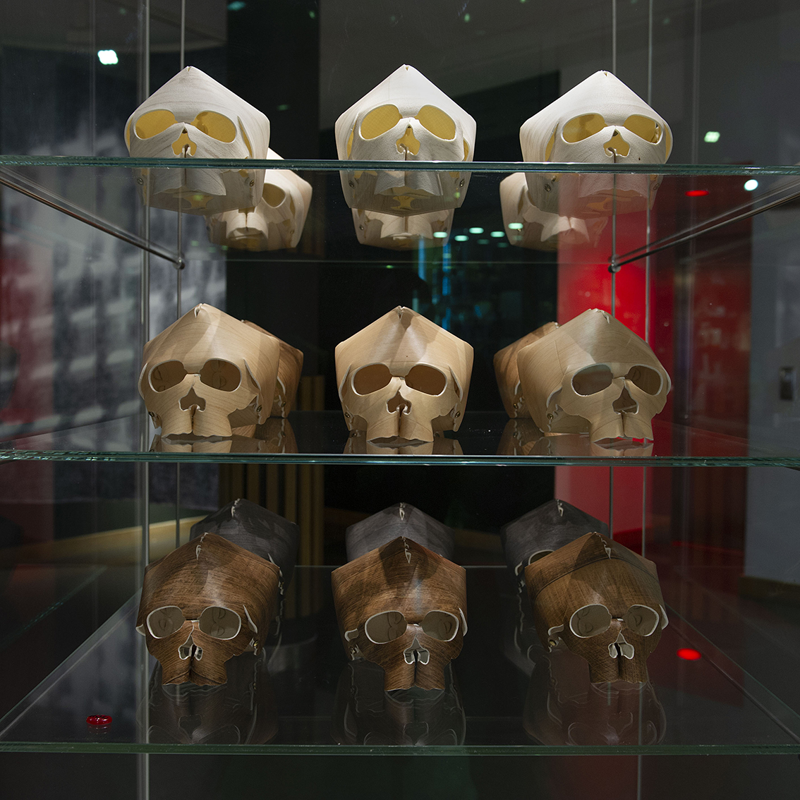 Exhibition view- The Charms of Frankenstein, Jewish Museum London, 2018