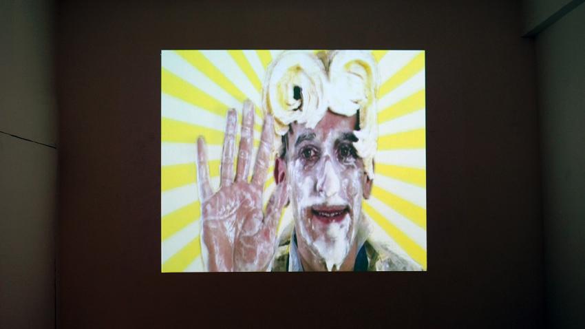 Lior Shvil, In Whatever Time, 2010,  video 15 min